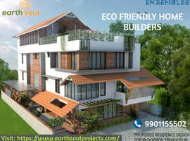 Eco friendly Architects in Bangalore | Green Builders