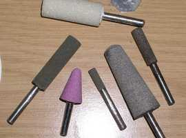 Industrial grinding stones for electric drill