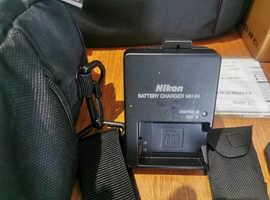 Nikon d3500 good as new