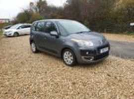 Citroen C3, 2011 (11) Grey MPV, Manual Diesel, 150,687 miles