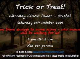 The Clock Tower Hauntings - Bristol