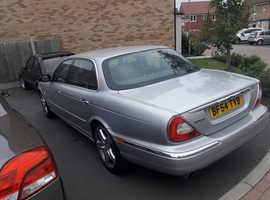 Jaguar Xj, 2004 (54) Silver Saloon, Automatic Petrol, 114,000 miles