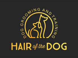 Hair of the Dog Cherry Lane Garden Centre Braintree. Grooming and Canine Wear.