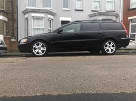 Volvo V70  2.4 DIESEL   Estate, Automatic START AND DRIVE VERY WELL