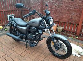 Sinnis Hoodlum 125cc