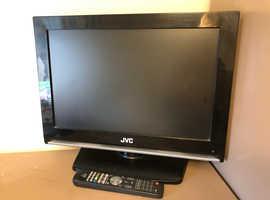 "JVC 16"" TV"