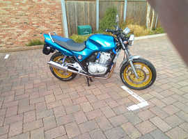 Superb Honda 500S