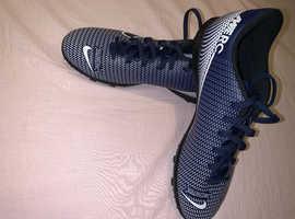 Nike Mercurial Dark blue size 7