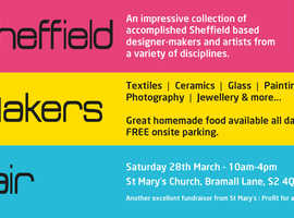 Sheffield Makers Fair (Spring)