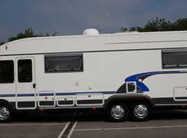 Eura Mobil 810 Integra 6 Berth Family Motorhome Wanted