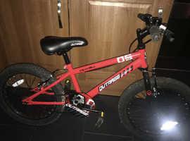 "Apollo Outrage Kids' Bike - 18"" (Like New)"