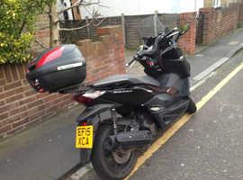 Honda forza 125 cc nss