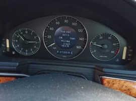 Mercedes E Class, 2007 (07) Silver Estate, Automatic Diesel, 89,000 miles
