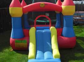 bouncy castle hire only