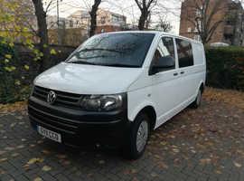 2011 Volkswagen Transporter Kombi T5.1, 5 Seater Lwb, No VAT!