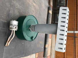 Small paraffin heater