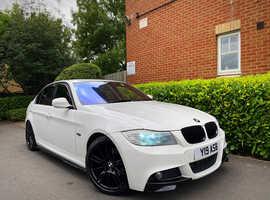 """2010 59 REG BMW 3 Series E90 2.0 320d M Sport Auto 4dr """" HPI CLEAR """""""