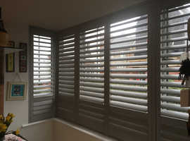 Installation of Blinds, Shutters, Curtain Poles & Tracks