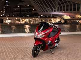 New Customisable Honda PCX 125
