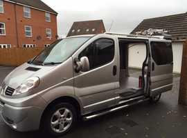 For sale good quality camper van.