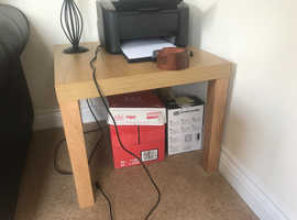 IKEA Lack small square table