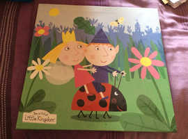 Ben and Holly picture