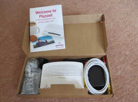 Brand New Plusnet FIBRE OPTIC Broadband Router