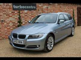 BMW 320D EXCLUSIVE EDITION Touring Automatic, ONLY 42,000 miles