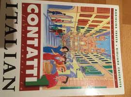 Italian beginner's book £5