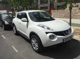 2013 Nissan Juke Acenta Premium Dci, 58000 miles, 1.5 diesel, manual