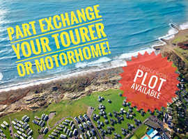 Part Exchange your Tourer or Motorhome for a Luxury Static at Naish Holiday Park in Dorset