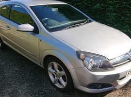 Vauxhall ASTRA SXI 16V, 2007 (07) Grey Hatchback, Manual Petrol, 95,000 miles