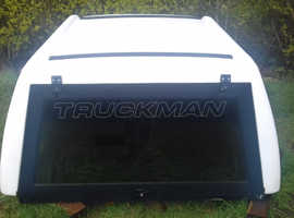 Truckman Canopy for Toyota Hilux Extracab