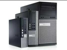 Dell Optiplex 9010 PC Core i7 3.4GHZ Quad Core 32GB 500GB Win 10 Pro _ Used