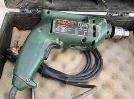 Bosch hammer drill PSB400 2