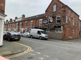 Extensive Social club for Sale including managers residence next door