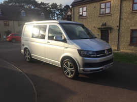 VW T6 Highline 17 plate.