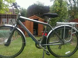 Giant twist lite hybrid electric bike