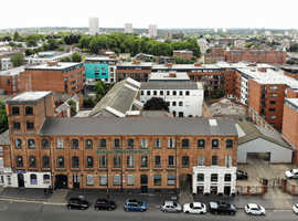 Serviced offices to let rent from only £165 per month in Digbeth Birmingham City Centre B12