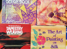 NEEDLEWORK BOOKS AND CRAFT BOOKS LOTS OF CHOICE