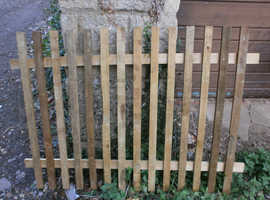 Picket Fencing Panels Made To Measure