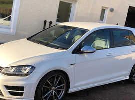 Volkswagen Golf, 2016 (66) White Hatchback, Semi auto Petrol, 20,454 miles