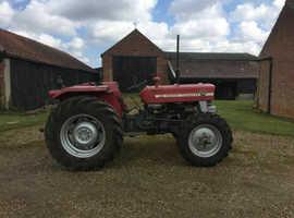 1976 Massey Ferguson MF 135 4x4 tractor