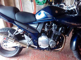 BANDIT 1200cc 2006 for sale