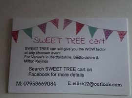 Sweet trees cart