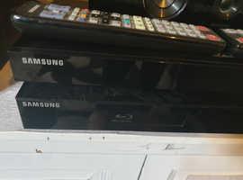 Samsung bluray home cinema system