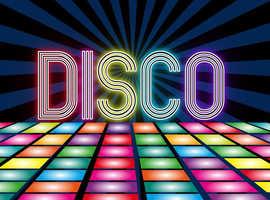 DJ, Disco? Need entertainment? Look no further.