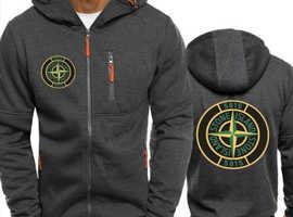 Stone Island hoodies