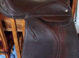"""Thorogood adjustable gp saddle 17"""""""