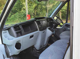 Ford Transit 2014 ( excellent condition)